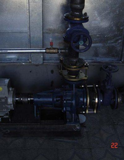 سیستم آبشار رنگ مایع